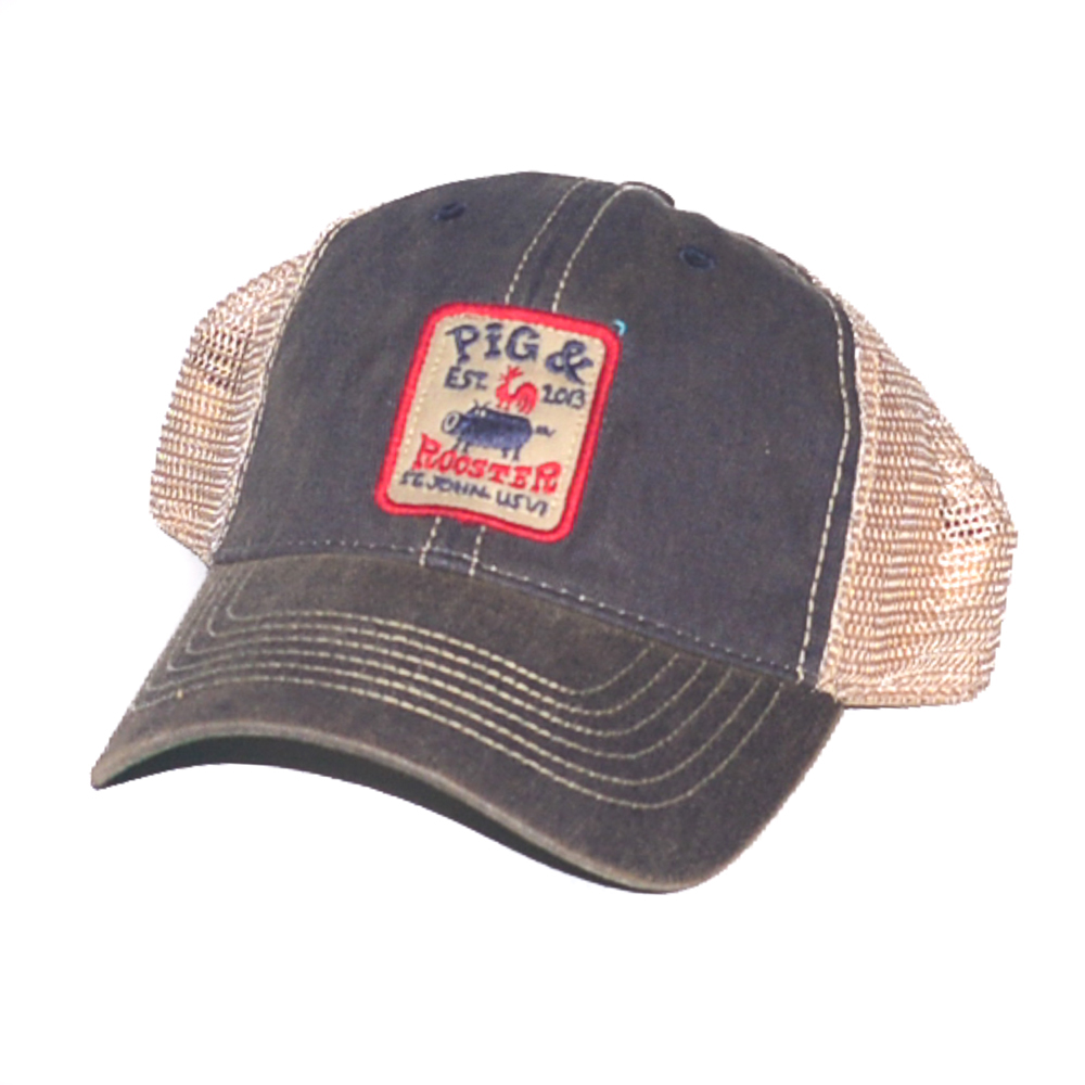Patch Pig   Rooster Hat  0e7eb723ae3a